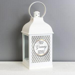 Personalised Lanterns