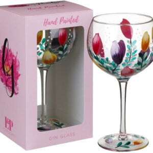 Gin & Tonic Balloon Glass Tulips