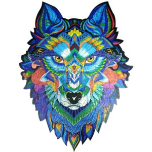 Wolf Jigsaw Puzzle