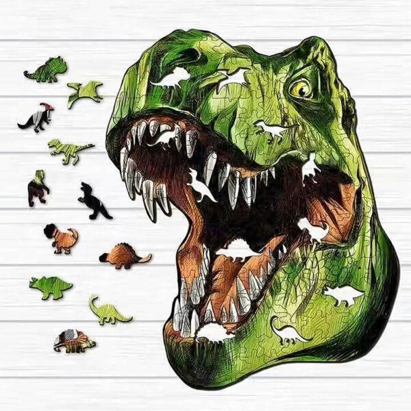 Jigsaw Puzzle Dinosaur