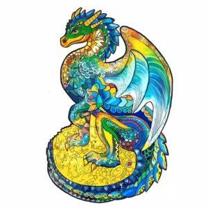 Jigsaw Puzzle Dragon