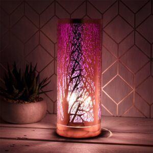 Touch Lamp Wax Burner