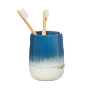 Ceramic Toothbrush Tumbler