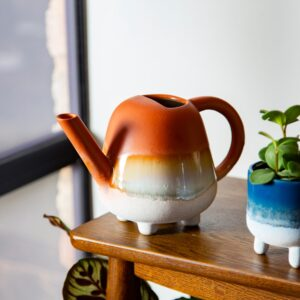 Mini Watering Can / Mojave Glaze - Terracotta